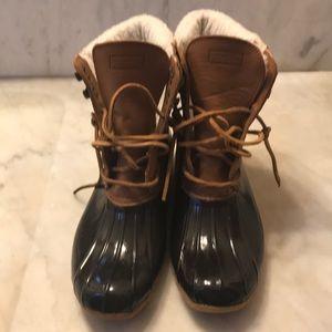 Sperry Fleece Lined Duck Boot